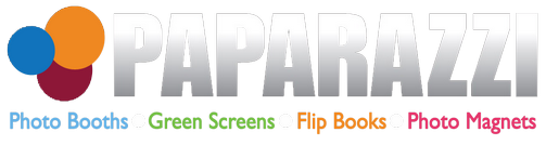 Paparazzi Photobooths | Green Screen | Flipbooks & More