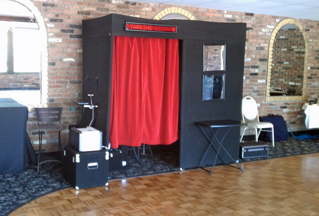 Party Photo Booth Rental in Cleveland